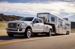 2020 Ford F-250 Limited redesign