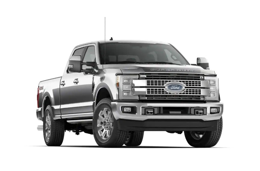 2020 Ford F 250 Platinum release date