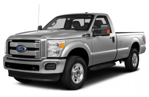 2020 Ford F-250 Regular Cab release date