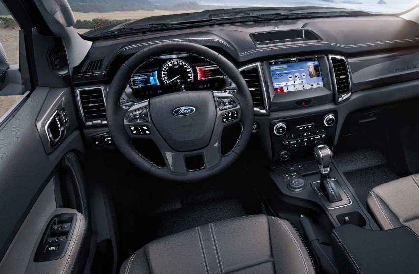 2020 Ford F 250 Roush interior 2020 Ford F 250 Roush Concept, Changes, Release Date, Price
