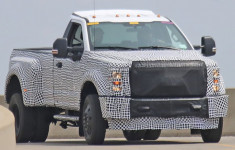 2020 Ford F-250 Spy Photos
