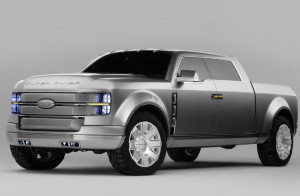 2020 Ford F-250 Super Chief changes
