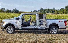 2020 Ford F-250 XL redesign