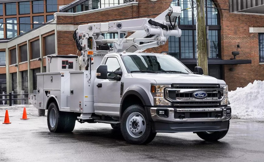2020 Ford F-600 Towing Capacity