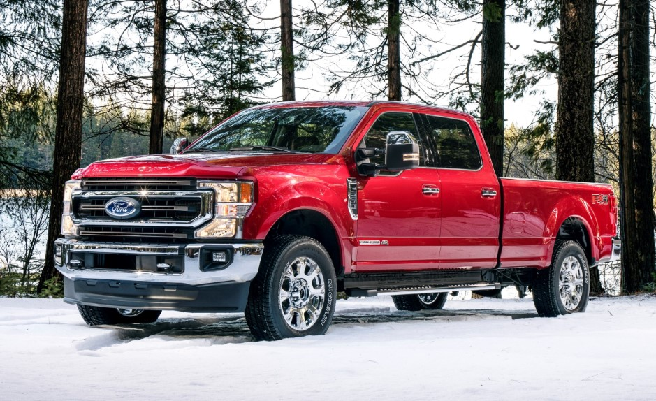 2020 Ford F-Series Super Duty design