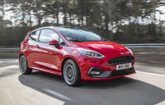 2020 Ford Fiesta ST changes