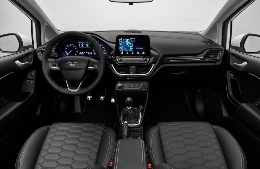 2020 Ford Fiesta EcoBoost interior 2020 Ford Fiesta EcoBoost Colors, Redesign, Interior, Release Date