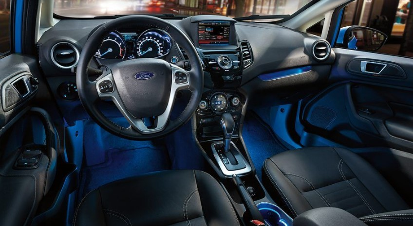 2020 Ford Fiesta RS interior 2020 Ford Fiesta RS Colors, Redesign, Interior, Release Date, Price