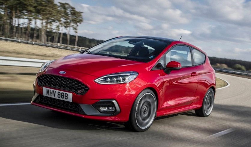 2020 Ford Fiesta EcoBoost release date