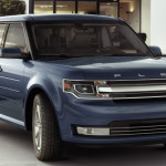 2020 Ford Flex AWD release date