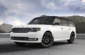 2020 Ford Flex SUV changes