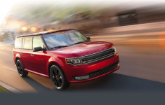 2020 Ford Flex Wagon design