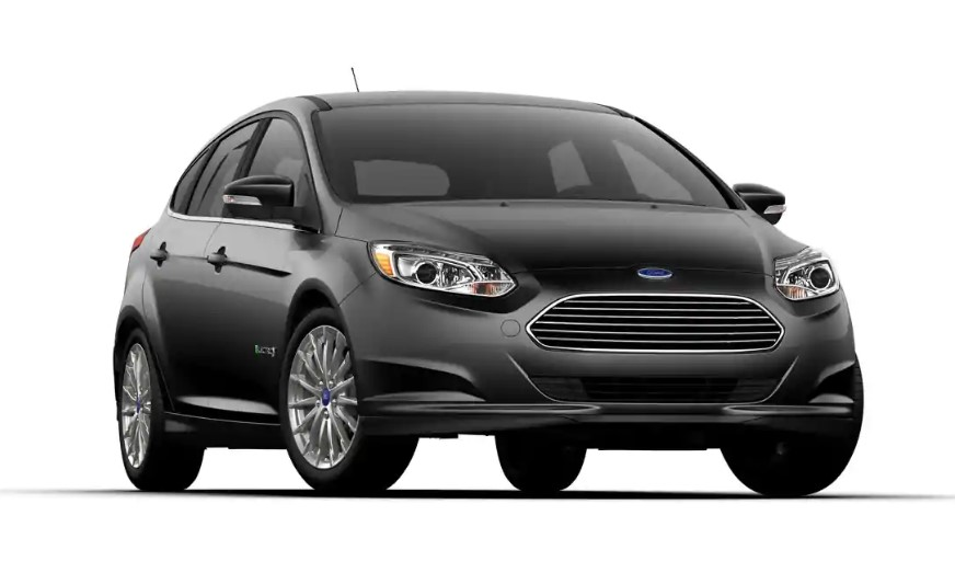 2020 Ford Focus Electric