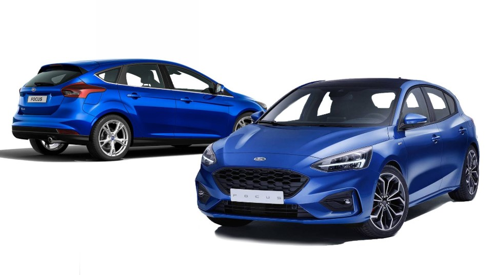 2020 Ford Focus Electric news