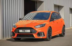 2020 Ford Focus RS Electric design