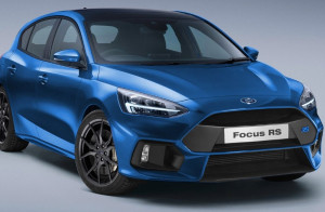 2020 Ford Focus RS redesign