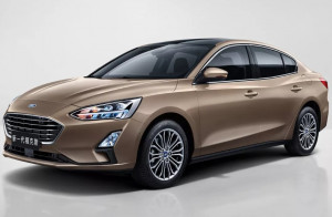 2020 Ford Focus Sedan changes