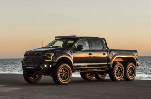 2020 Ford Raptor 6x6 release date
