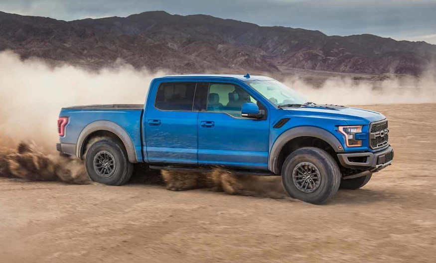 2020 Ford Raptor 7.3 changes