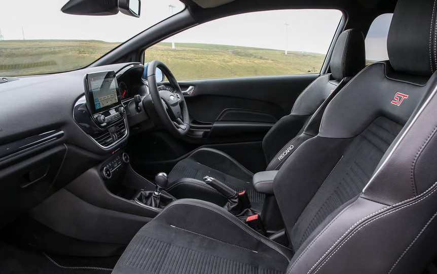 2021 Ford Puma interior 2021 Ford Puma Release Date, Changes, Interior, Concept