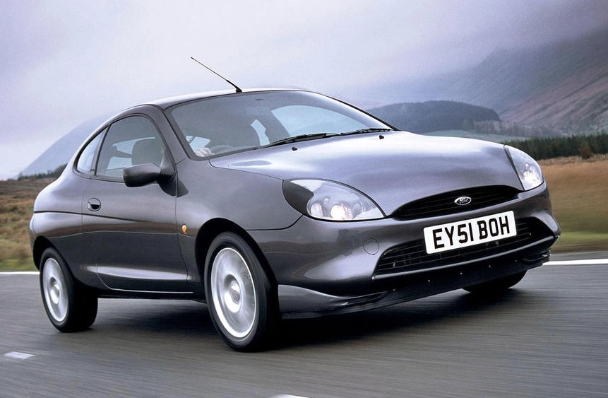 2021 Ford Puma concept rumors