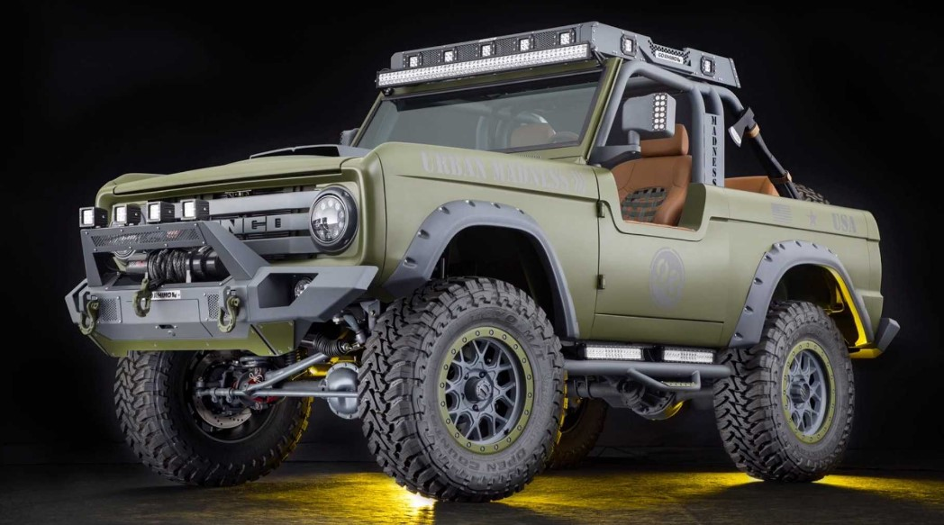 2021 Ford Bronco Pickup Colors, Interior, Changes, Release ...