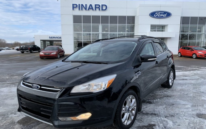 2013 Ford Escape Sel 4Wd 2.0L Ecoboost Toit Pano - Pinard Ford