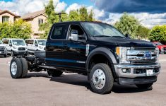 2017 Ford F 550 Lariat Cab Chassis Walkaround