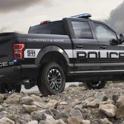 2018 F-150 Police Responder Is The Latest Pursuit-Rated Ford