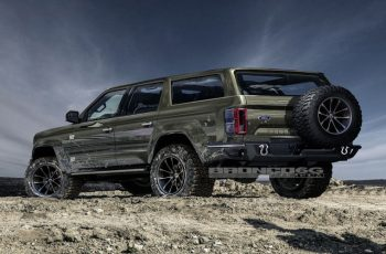 2019 Ford Bronco | New Car Price 2020