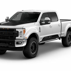 2019 Roush Super Duty Pickups Unveiled