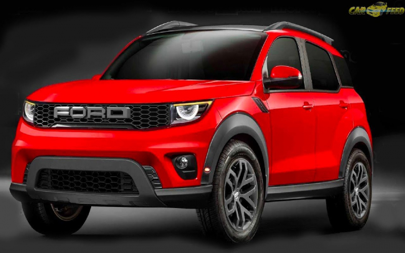 "2020-2021 Ford ""baby Bronco"" Adventurer Sport - Redesign, Engines, Towing,  Pickup Truck & More!"