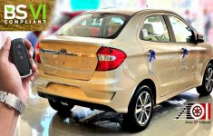2020 Ford Aspire Bs6 | On Road Price List | New Alloys | Mileage | Interior  | Features | Specs