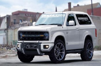 2020 Ford Bronco Concept Designeda Fan Forum Is