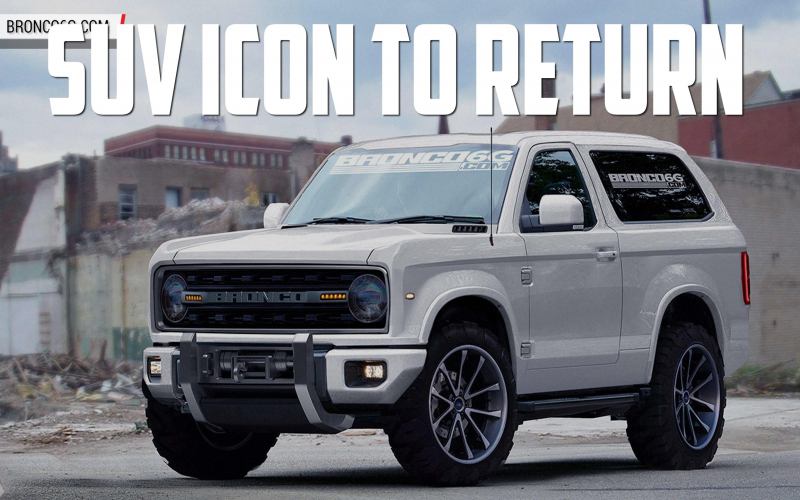 2020 Ford Bronco — Here's Everything We Know | Autoblog