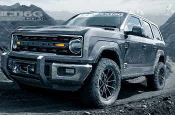 2020 Ford Bronco Nz | Specs, Price, Interior, Release Date