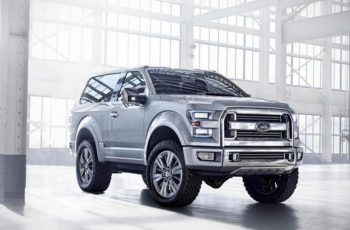 2020 Ford Bronco Price, Interior, Release Date & Specs