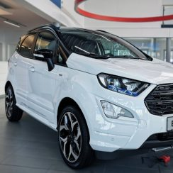 2020 Ford Ecosport 1.0 Ecoboost (125 Hp) St-Line