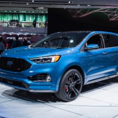2020 Ford Edge: Here's What's New And Different