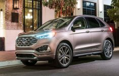 2020 Ford Edge: Model Overview, Pricing, Tech And Specs