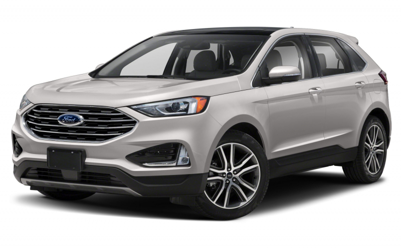 2020 Ford Edge Sel 4Dr All-Wheel Drive Pricing And Options