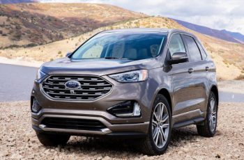 2020 Ford Edge St Specs, Price, Release Date | Fordredesign.co