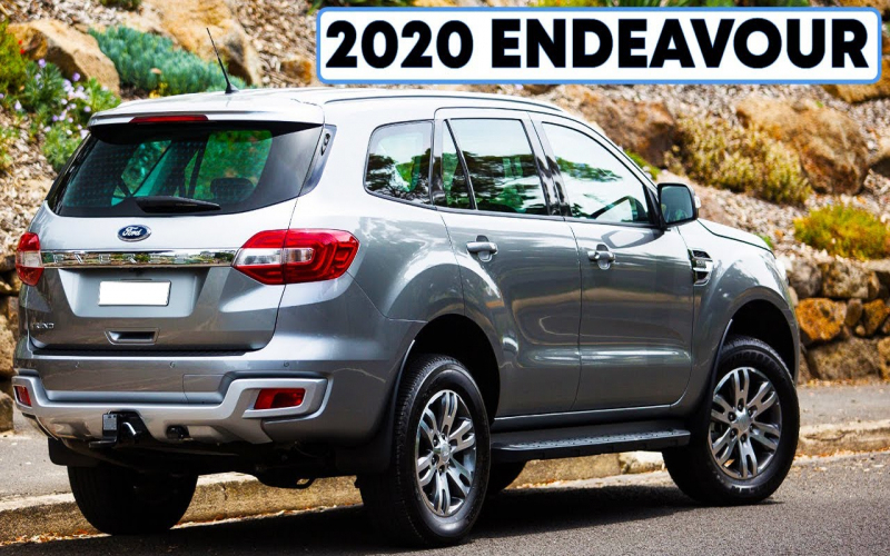 2020 Ford Endeavour Bs6 New Features, And Launch | Endeavour Bs6 2.0L Turbo