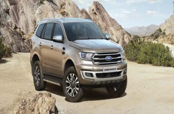 2020 Ford Endeavour Price In Nepal | Bs-Vi Engine, Features