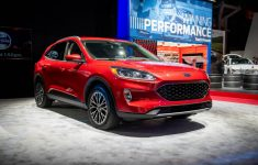 2020 Ford Escape Crossover Revealed: Turbo Or Hybrid Power