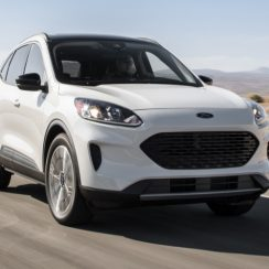 2020 Ford Escape Hybrid Review: Why It's The Best Way To Escape