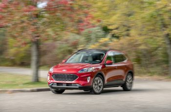 2020 Ford Escape Is Much Improved—And Surprisingly Quick