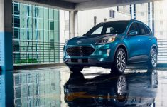 2020 Ford Escape Plug-In Hybrid Pricing Starts At $34,235