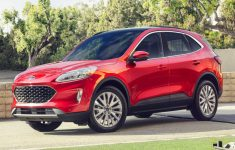 2020 Ford Escape Pricing Revealed With Small Increase