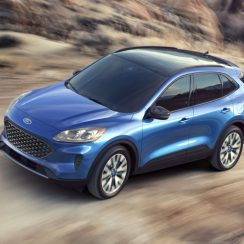 2020 Ford Escape Revealed, Phev Confirmed For Australia